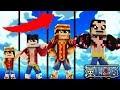 NẾU LUFFY ONE PIECE CÓ CUỘC SỐNG TRONG MINECRAFT Minecraft Người Trông Trẻ mp3