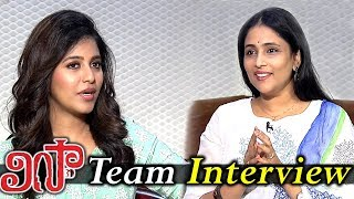Lisaa Movie Team Interview | Anjali | Anchor Gayatri Bhargavi