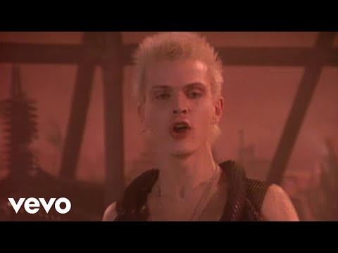 Download Billy Idol - Dancing With Myself Mp4 baru
