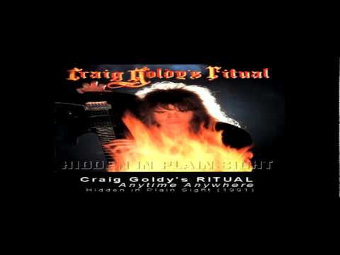Craig Goldy's RITUAL ~ Anytime Anywhere