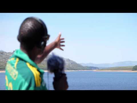 Solar-Powered Radio Recording at Steenbras Dam