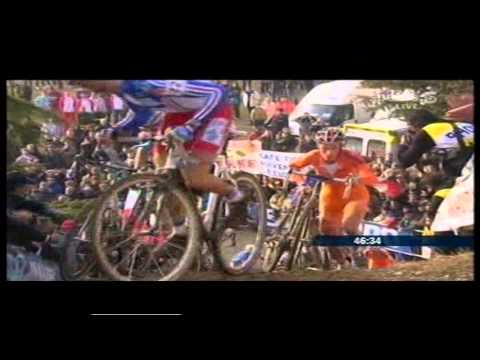 WK cyclocross 2008 - Treviso - Lars Boom