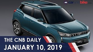 Mahindra XUV300 Bookings | VW-Ford Alliance | Mercedes-Benz Sales