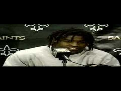 The NFL's Ricky Williams, Leland Hardy, and Master P NFL... Video