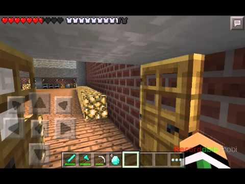 Minecraft Pe:giant's House