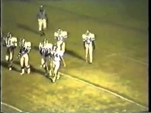Bolton Wildcats Football 1987 #27 Evangelical Christian School