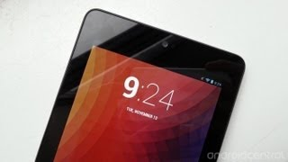 Nexus 7 Updated  - July Release