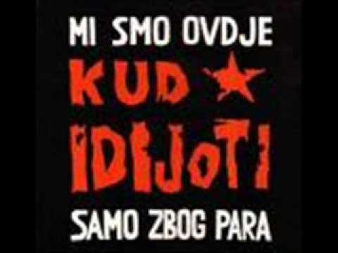 Kud Idijoti - Bandiera Rossa