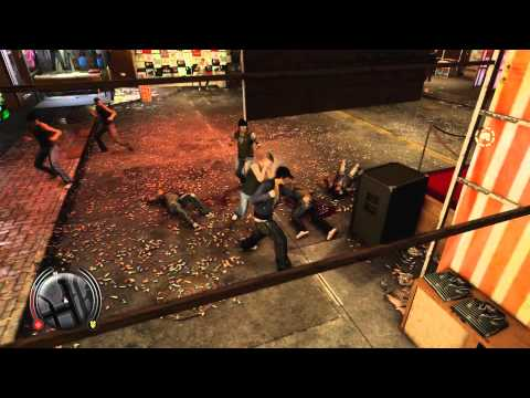 Lets play Sleeping Dogs - PART 2: NO FUCKING WAY?! - dansk/danish