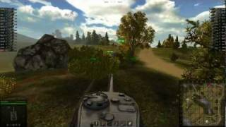 World of Tanks - Малиновка - VK4502(A) HD 1080p