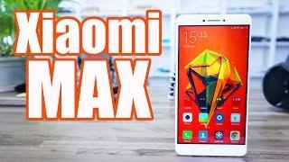 Review Xiaomi Max - El más grande