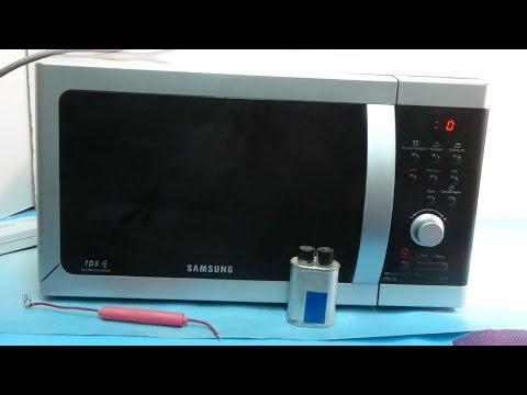 Микроволновка работает, но не греет еду - отвечает супер-мастер!
