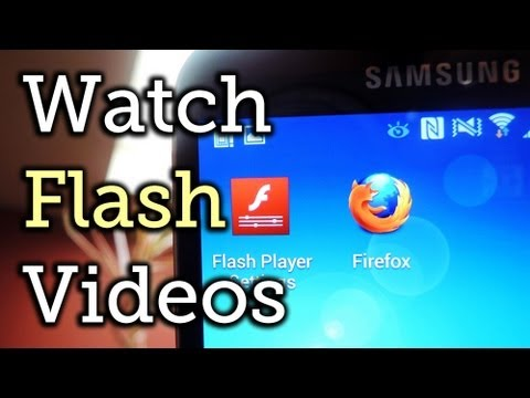 Install Adobe Flash Player on Your Samsung Galaxy S4 [How-To]