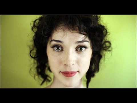 St Vincent - Laughing With A Mouth Of Blood