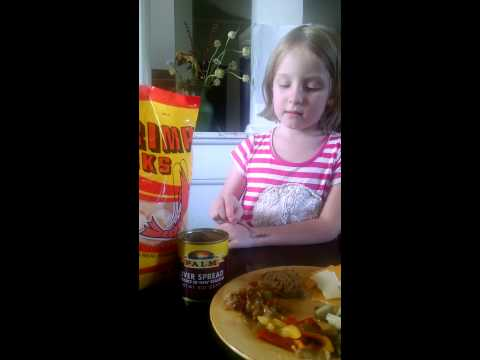 Exotic Eats with Mia - Liver Spread pt1