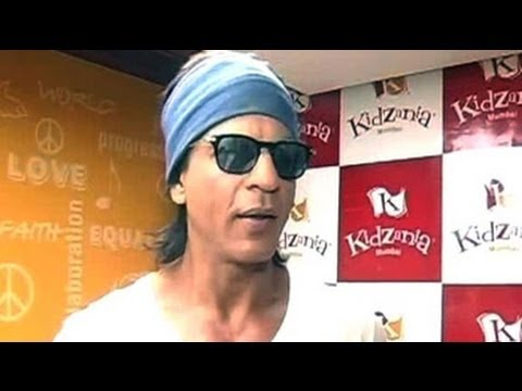 Shah Rukh Khan's fighting fit for Happy New Year