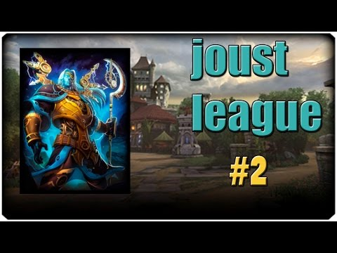 SMITE | Joust League con Chronos #2 [Smite en Español]