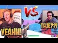 Lagu Tfue Got into FaZe Nate Hill&39;s Game to 1v1 in a Public Match! - Fortnite Best and Funny Moments