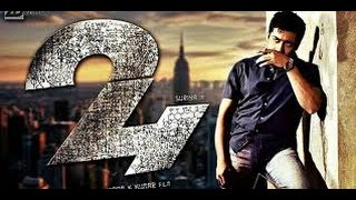 Surya doing a deadly villain role in 24?   Hot Tamil Cinema News