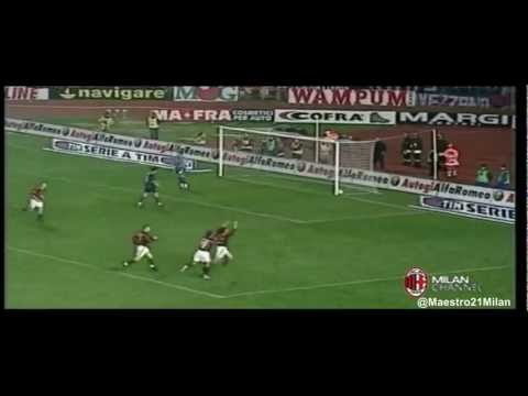 Kaka Goal on Empoli 2004