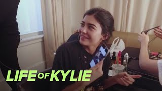 Kylie Jenner Freaks Over Stars at 2017 Met Gala Table | Life of Kylie | E!