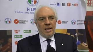 CAMPIONATI ITALIANI ASSOLUTI 2017 - LE DICHIARAZIONI DEL PRESIDENTE MIGLIETTA