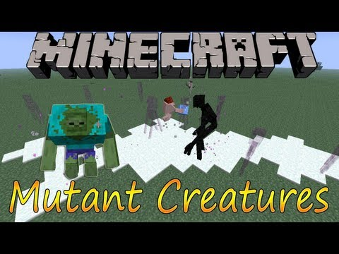 Minecraft 1.5.2 - Instalar Mutant Creatures / Español