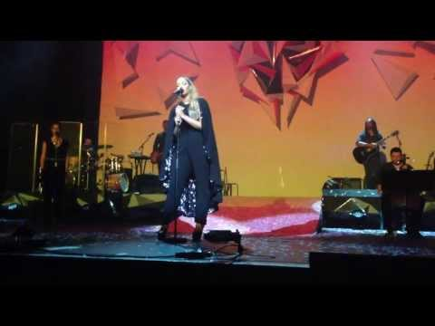 Leona Lewis - Run  - Live in Glasgow - UK Tour 2013 (26/4) HD 1080P
