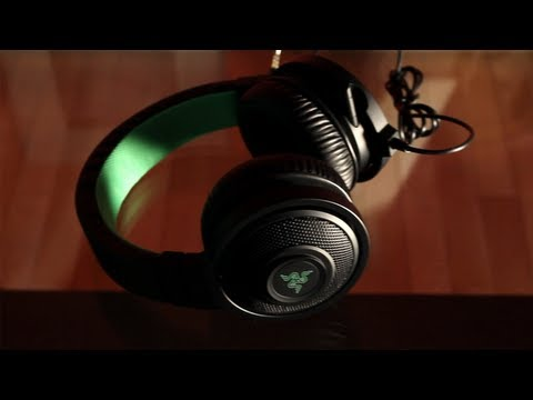 Unboxing Express - Razer Kraken Pro Black [PT/BR]