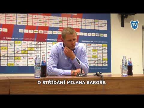 5. kolo: rozhovor s Radimem Kučerou po utkání s Viktorií Plzeň (0:3)