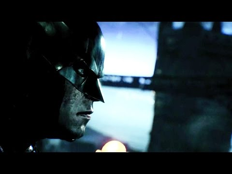 Batman: Arkham Knight - Gotham is Mine Trailer