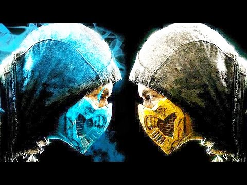 Mortal Kombat X ALL Funniest Interaction Funny Intro Dialogues EXTENDED EDITION - Mortal Kombat XL