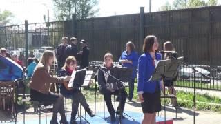 9 мая 2016 года  День Победы  Челябинск  Сад Победы  День Победы