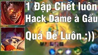 Zuka Hack Dame 1 Nhảy 1 Mạng Khiến Team Bạn Phải Choáng Váng Và Sấp Mặt