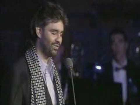 Andrea Bocelli - Con te Partirт