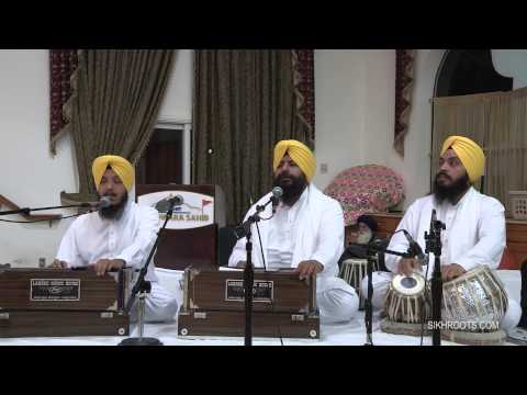 Bhai Satvinder Singh Delhi Wale - Rang Ratta Mera Sahib [Fremont, 2014] HD