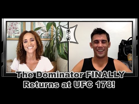 UFC 178s Dominick Cruz on 3Year Injury Recovery When It Rains It Pours