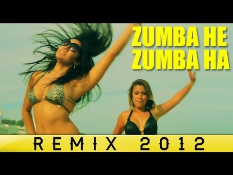 DJ MAM'S - Zumba He Zumba Ha Remix 2012 (feat. Jessy Matador & Luis Guisao)  [CLIP OFFICIEL]