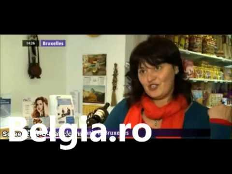 """""""bunicuţa Din Bruxelles Vinde Sărmăluţe şi Ciorbă De Burtă La Cutie video"""