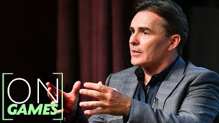 Nolan North of Uncharted, Deadpool, Destiny & More | Special Award BAFTA for Voice Acting