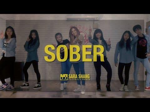 BIG BANG - 맨정신 (SOBER) / Choreography By Sara Shang (SELF-WORTH)