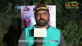 Naveen At Vadham Movie Audio Launch