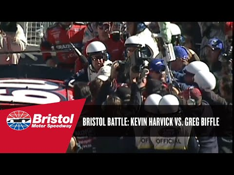 Bristol Battle: Kevin Harvick vs. Greg Biffle (2002)