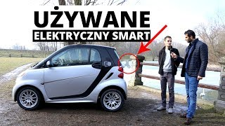 Du,y, terenowy, elektryczny Smart - baby Tesla za rozsdn cenЙ - Auta u,ywane