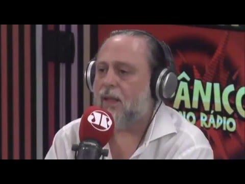 [Compacto] Caio Fábio no programa Pânico, da Rádio Jovem Pan. Com cenas extras de backstage.