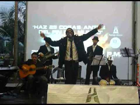Thumbnail of video Live: FRIO - Más y Más [Cover Robi Draco]