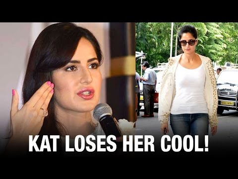 Katrina Kaif Threatens Media Photographers | Latest Bollywood News | Katrina Kaif Hot