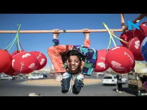 Gaza's 'Spider boy' to make Guinness World Record