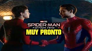 El Spiderverse Podría llegar al MCU más Pronto de lo que Creíamos (Spider-Man Far From Home)