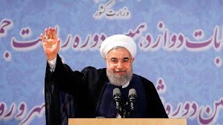 Rouhani and rival approved to run in Iran's presidential election, Ahmadinejad barred